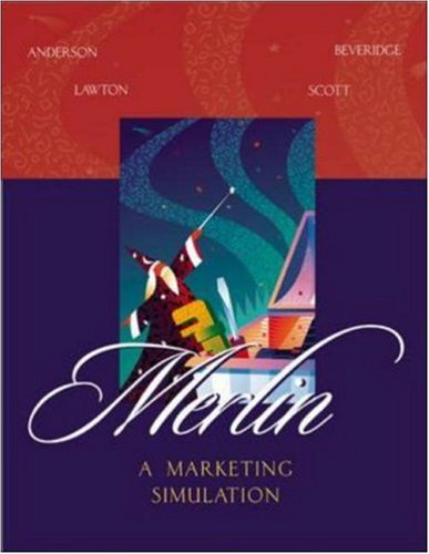 Merlin: A Marketing Simulation