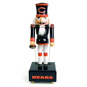 Musical NFL Chicago Bears Nutcracker