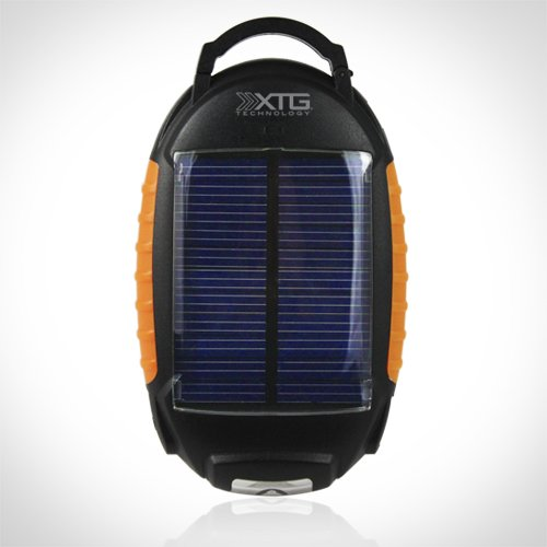 Solar Portable Battery Pack  Flashlight and Lantern