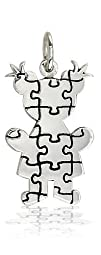 Large Size Autism Awareness Puzzle Gi…