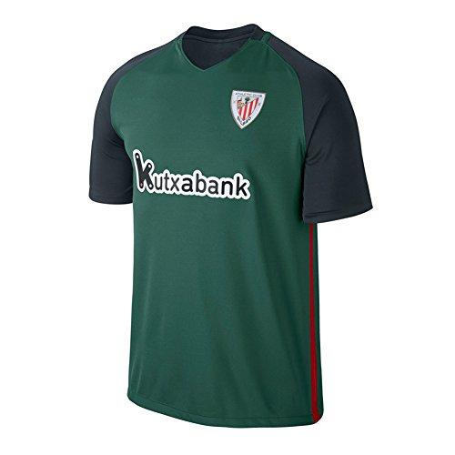 2016-2017-Athletic-Bilbao-FC-Gorka-iraizoz-MARKEL-susaeta-Away-Football-Soccer-Jersey-en-vert