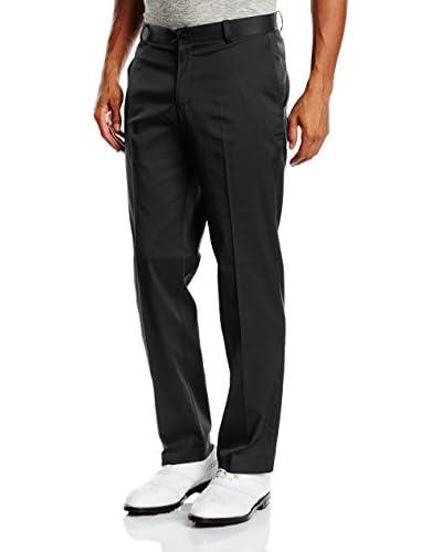 Nike Hose Flat Front schwarz