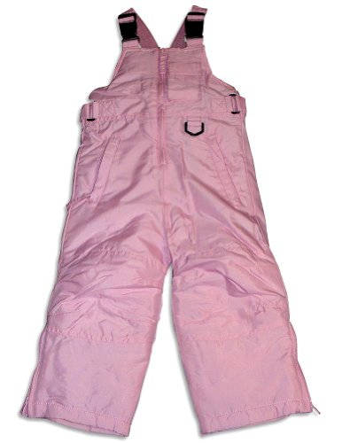 Ixtreme - Little Girls Bib Snowpant, Pink 28208-4T front-694971