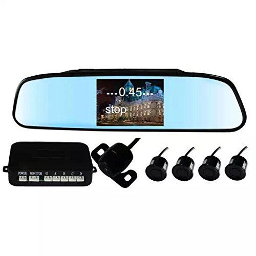 Goliton-43-inches-TFT-LCD-cran-Radars-de-recul4-capteurs-de-stationnement-voiture-camra-de-recul-vue-arrire-de-la-voiture-du-systme-daide-au-stationnement-de-mirrorm