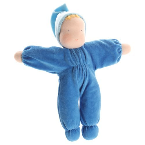 Grimms-Soft-Cuddle-Baby-Natural-Waldorf-Doll