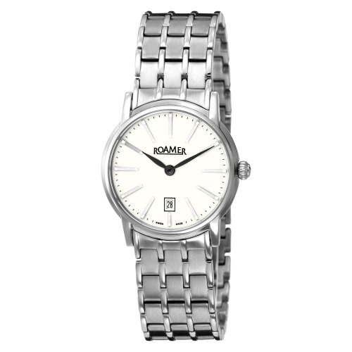 Roamer Watches hottest offer: Roamer of Switzerland Women's 533280 41 25 10 Super slender Watch
