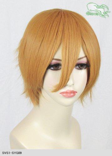 スキップウィッグ 魅せる シャープ 小顔に特化したコスプレアレンジウィッグ マニッシュショート ミカン