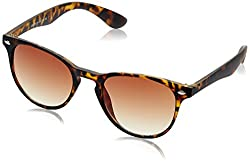 Joe Black Oval Sunglasses (Tortoise) (JB-515|C4)