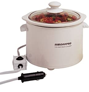 RoadPro® 12-Volt 1.5-qt. Capacity Slow Cooker