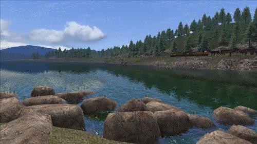 Train Simulator 2014 - Marias Pass Route Add-On Steam Code screenshot
