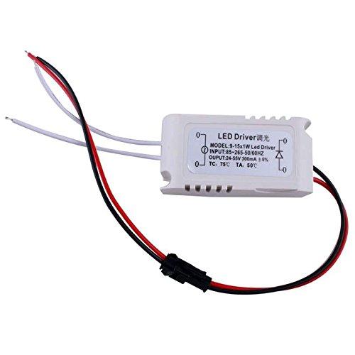 (9-15)*1W Led External Dimmer Driver Power Supply 85~265V