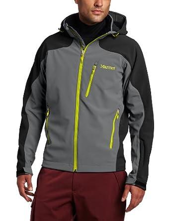 (再降)土拨鼠Marmot Men's Vertical Jacket户外顶级三合一冲锋衣 红$192.38