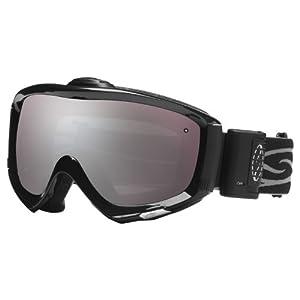 Amazon Com Smith Optics Prophecy Turbo Fan Goggle Black