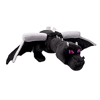 Minecraft Deluxe Ender Dragon Plush from Minecraft