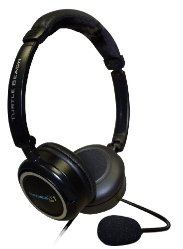 Turtle Beach Ear Force Z1 On Ear Gaming Headset