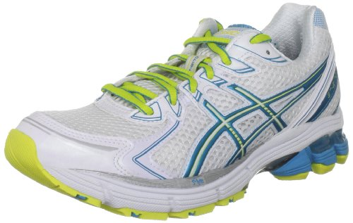 ASICS Women's Gt 2170 White/Tahiti/Neon Yellow Trainer T256N 0141 5.5 UK