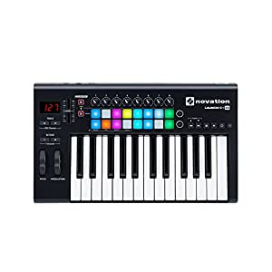 Novation Launchkey 25 USB Keyboard Controller for