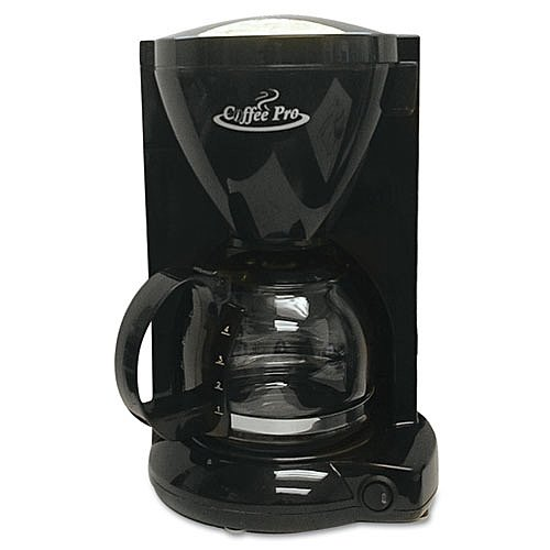 Personal Home/Office Coffee Maker, Black