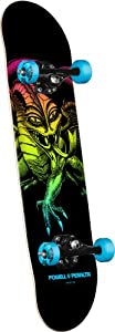 Buy Powell-Peralta Blacklight Cab Dragon Complete Skateboard by Powell-Peralta