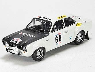 Trofeu 1/43 Ford Escort 1600 TC Portugal 1970 (japan import) (Ebay Portugal compare prices)