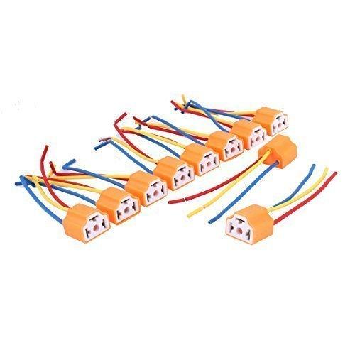 sourcingmapr-10-pcs-3-fils-cable-3-broches-h4-vaisselle-socle-a-relais-orange-pour-voiture