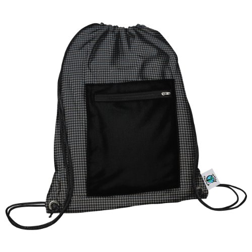 planet-wise-sports-bag-one-size-gray-houndstooth
