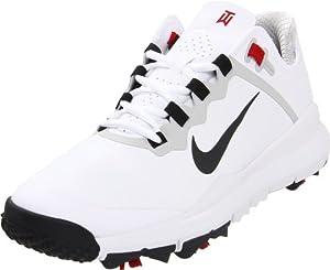 Nike Golf Men's Nike TW 13 Golf Shoe,White/Varsity Red/Jetstream/Anthracite,9.5 M US