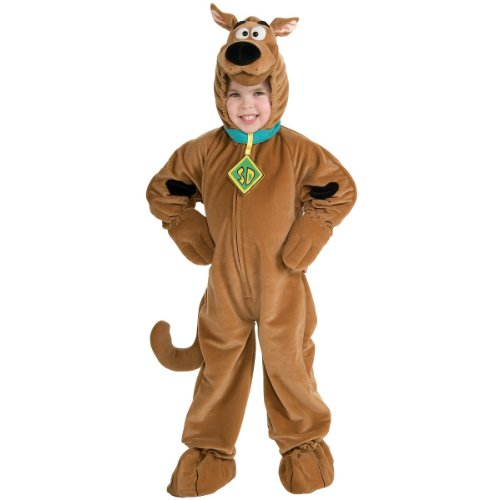 Deluxe Scooby-Doo Costume - Large