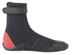 Gul 5mm Power Boots T2 Neoprene BLACK/RED UK 11