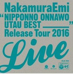 NIPPONNO ONNAWO UTAU BEST Release Tour 2016 LIVE!(青盤)