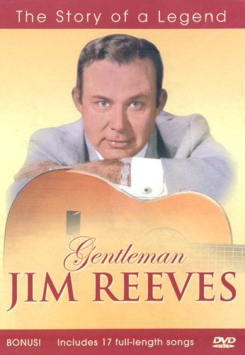 Jim Reeves - Gentleman Jim Reeves [DVD] [Edizione: Regno Unito]