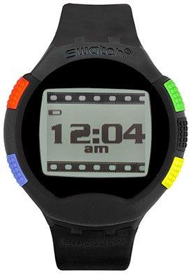 Swatch Unisex Paparazzi Swiss Smart Watch