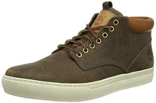 Timberland, Ek2 0Cupsl Chka Dk O Green, Sneaker, Uomo, Verde (Dark Olive Roughcut), 41.5