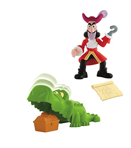 Fisher-Price Disney Jake and the Never Land Pirates Treasure Snatcher - Hook - 1