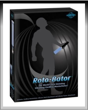 Roto-bator Male Sex Toy