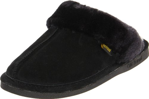 Old Friend Women's Montana,Black,Medium (6.5-7.5 B (M) US)