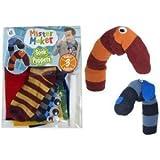 Mister Maker Sock Puppets