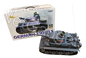 Heng Long German Tiger 1 Radio Control Tank with BB, Smoke and Sound