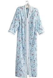 National Plisse Robe - Long