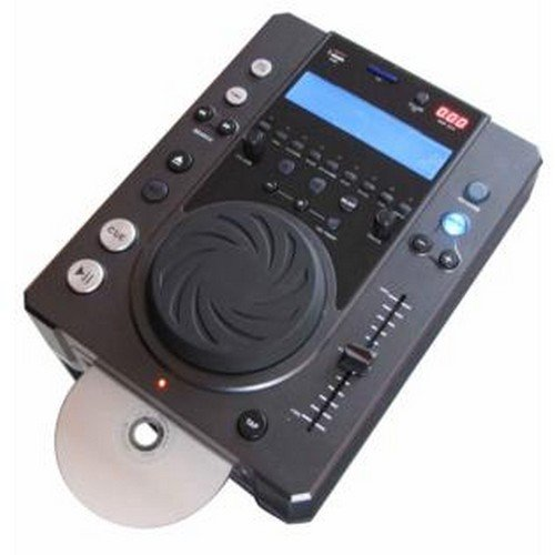 KARMA Lettore CD con MP3 e DSP CDJ 190