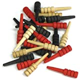 24-piece Spare Cribbage Pegs & Instructions