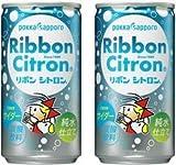 [2CS] Ribbon(リボン) シトロン (190ml×30本)×2箱