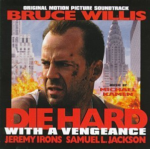 Original album cover of Die Hard With a Vengeance (Original Soundtrack) By Michael Kamen (1995-08-18) by Original Motion Picture Soundtrack