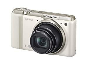 Casio EX-ZR800WE High Speed Exilim Digitalkamera (16,1 Megapixel, 7,6 cm (3 Zoll) Display, 36-fach Multi SR-Zoom, 5-Achsen Bildstabilisation) weiß