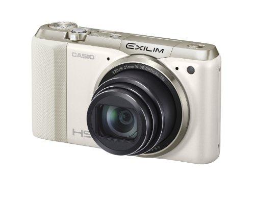CASIO EXILIM デジタルカメラ 1,600万画素 ホワイト EX-ZR800WE