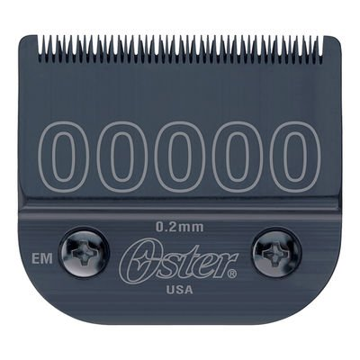 Oster Titan/Turbo 77 Replacement Blade Size: 00000 (Oster 77 Blades compare prices)