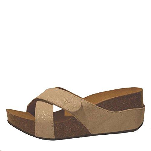 Docksteps DSE101504 Sandalo Donna 100% Camoscio nd 41