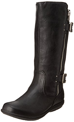 Synthetic Leather Boots