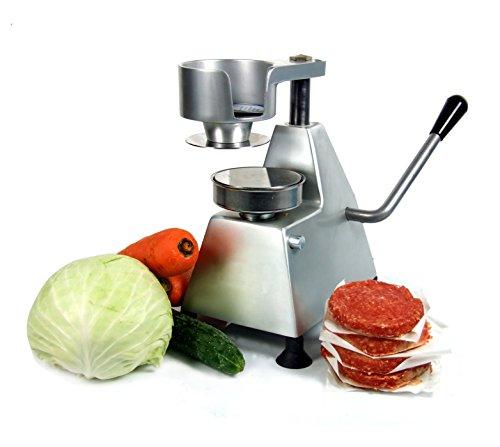 how to make a hamburger press