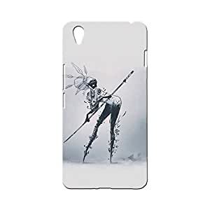 BLUEDIO Designer Printed Back case cover for Oneplus X / 1+X - G4130